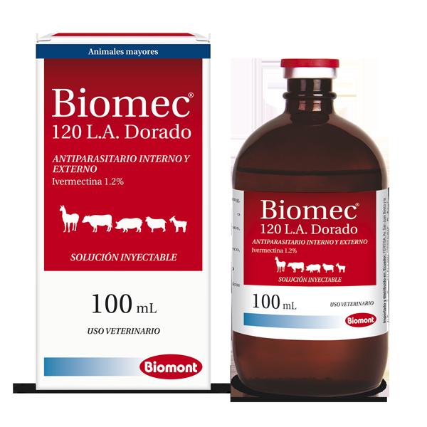 Biomec 120 L.A. Dorado